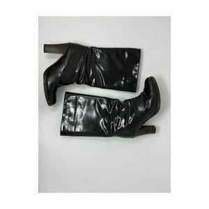 Marni Shoes - MARNI patent leather boots